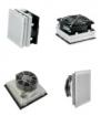 Ventilátor pro rozvaděče s filtrem