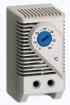 Termostaty pro ventilátory a topná tělesa