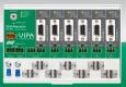 Profibus MultiRepeater PBMR-B5-RD