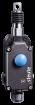 Bezpečnostní lankový spínač ZS 71 2Ö/1S WVD / 100N KST IP69 NIRO Extreme
