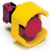 Nouzová tlačítka řady HW1B s krytem