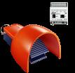 Bezdrátový nožní spínač  RF GFSI 2S SW2.4-safe