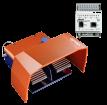 Bezdrátový nožní spínač RF GFS 2 2S/IK2S D VD SW2.4-safe