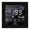 Digitální termostat LCF02 Touch Modbus do interiéru