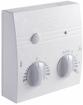 Ovládací panel teploty, větrání a pohybu WRF04