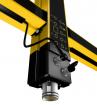 Bezpečnostní světelné závory JANUS, Muting