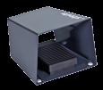 Nožní spínač KFS HS 0-10 VDC - 2m s Hallovým senzorem