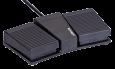 Nožní spínač KF 2 HS 0-10VDC/0-10VDC - 2m s Hallovým senzorem
