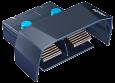 Bezpečnostní nožní spínač GFS 2 2SD2ÖVD / 2SD2ÖVD se dvěma pedály