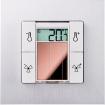 Bezdrátový ovládací panel teploty a vlhkosti SR06 LCD