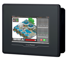 dotykový displej smartPanel TP 304-SM