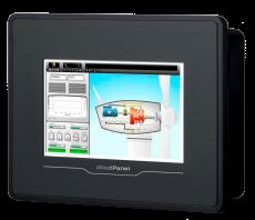 Dotykový displej cloudPanel TP 104-CL