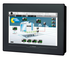 Dotykový displej cloudPanel TP 110-CL