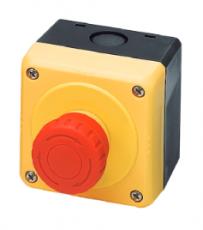 Nouzová tlačítka YW v krabičce  Nouzová tlačítka v krabičce od IDEC