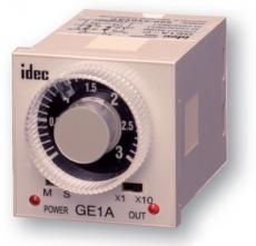 Časové relé řady GE1A od IDEC