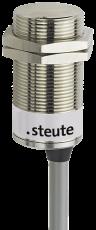 Bezpečnostní magnetický spínač RC Si M30 2Ö - LED - 10m