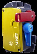 Bezpečnostní oboustranný lankový spínač do výbušného prostředí Ex ZS 92 S – 3D