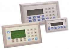 LCD textové displeje řady HG1X od IDEC