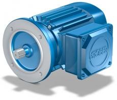 MGS asynchronní motor od STÖBER
