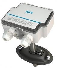 Snímač průtokové rychlosti vzduchu AVT od HK INSTRUMENTS