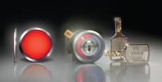 LED tlačítka LW od IDEC