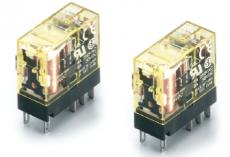 Miniaturní relé řady RJ.S od IDEC