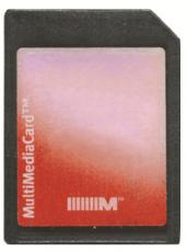 Paměťové karty MMC od VIPA