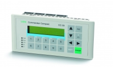 Displej s integrovaným PLC od VIPA