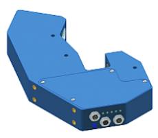 Senzor pro kontrolu povrchu RLS-GD-15
