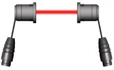 Jednocestná světelná závora ELS 300 od CEDES