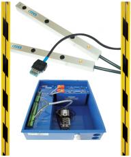 Bezpečnostní světelná závora Cegard/Lift od CEDES