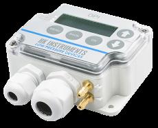 Elektronický snímač diferenčního tlaku DPI od HK INSTRUMENTS