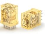 Průmyslová miniaturní relé řady RY od IDEC