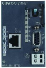 CPU 214NET_PG - PLC CPU od VIPA