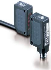 Miniaturní optické senzory řady SA1E od IDEC