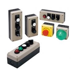 Krabičky od IDEC
