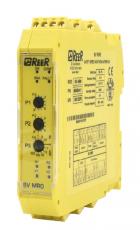 Bezpečnostní relé pro monitorování otáček  SV MR0