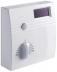 Ovládací panel teploty a vlhkosti SR04PT rH od Thermokon