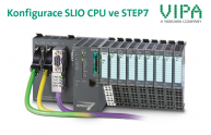 Konfigurace SLIO CPU ve STEP7